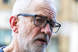 ©© Licensed to London News Pictures. 04/01/2020. London, UK. Leader of Labour Party and MP for Islington North, JEREMY CORBYN is seen in north London. Photo credit: Dinendra Haria/LNP