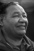 Michael David is a Cree Elder from Grande Prairie, Alberta. This portrait was made during a gathering at the Sacred Fire of the Great Peace, Middleton, Ontario.