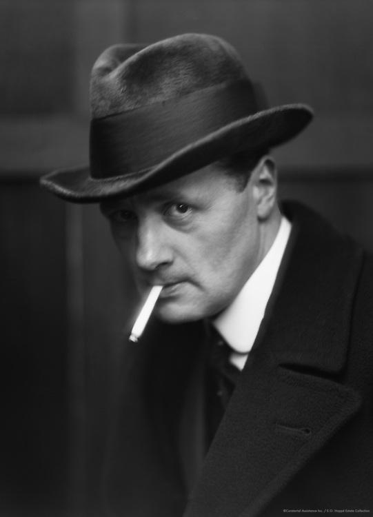 Rafael Sabatini, Italian Author and Playwright, 1917