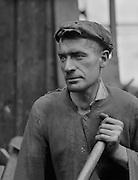Factory Worker, Maffei Locomotive Factory, Munich, 1928