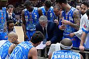 DESCRIZIONE : Beko Final Eight Coppa Italia 2016 Serie A Final8 Quarti di Finale Vanoli Cremona - Dinamo Banco di Sardegna Sassari<br /> GIOCATORE : Marco Calvani<br /> CATEGORIA : Allenatore Coach Time Out<br /> SQUADRA : Dinamo Banco di Sardegna Sassari<br /> EVENTO : Beko Final Eight Coppa Italia 2016<br /> GARA : Quarti di Finale Vanoli Cremona - Dinamo Banco di Sardegna Sassari<br /> DATA : 19/02/2016<br /> SPORT : Pallacanestro <br /> AUTORE : Agenzia Ciamillo-Castoria/L.Canu