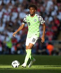 Alex Iwobi, Nigeria
