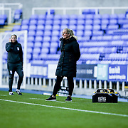 Reading FCW vs Birmingham City FCW - Manager
