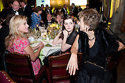 IMOGEN STUBBS; LAURIE NUNN; MAUREEN LIPMAN, Man Booker prize 2011. Guildhall. London. 18 October 2011. <br /> <br />  , -DO NOT ARCHIVE-© Copyright Photograph by Dafydd Jones. 248 Clapham Rd. London SW9 0PZ. Tel 0207 820 0771. www.dafjones.com.