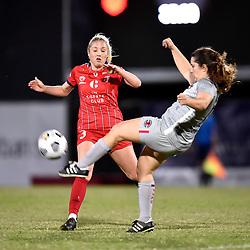 18th September 2021 - FQPL Senior Women RD9: Olympic FC v Virginia United