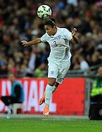 Demi Stokes of England Women<br /> - Womens International Football - England vs Germany - Wembley Stadium - London, England - 23rdNovember 2014  - Picture Robin Parker/Sportimage