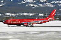 Air Greenland Airbus A330