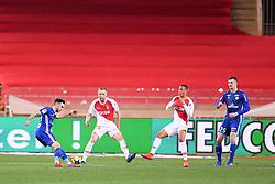 January 19, 2019 - Monaco, France - 26 ADRIEN THOMASSON (STRA) - 08 YOURI TIELEMANS (MONA) - 25 LUDOVIC AJORQUE  (Credit Image: © Panoramic via ZUMA Press)