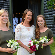 Taken at Faith and Peter's wedding, Kittery Point, Maine, on June 21, 2014