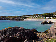 Carroll's Cove, otherwise known as Casey's Cove near Derrynane on The Ring of Kerry in South Kerry, Ireland.<br />  Photo: Don MacMonagle - macmonagle.com