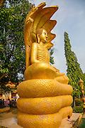 Udong Pagoda, Vipassana Dhura Mandala, meditation center, Koh Chen, Cambodia