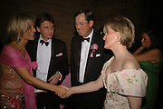 Emily Maitlis, Mark Foster-Brown, Paul arengo-Turner and HRH The Countess of Wessex, . The Blush Ball, Natural History Museum, London<br />Breast Cancer Haven trust charity evening for the construction of a third Haven in North England. ONE TIME USE ONLY - DO NOT ARCHIVE  © Copyright Photograph by Dafydd Jones 66 Stockwell Park Rd. London SW9 0DA Tel 020 7733 0108 www.dafjones.com