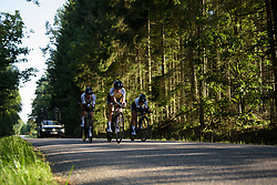 Valerie Demey at the Crescent Vargarda - a 42.5 km team time trial, starting and finishing in Vargarda on August 11, 2017, in Vastra Gotaland, Sweden. (Photo by Sean Robinson/Velofocus.com)