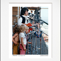 """Donovan - An affordable archival quality matted print ready for framing at home.<br />  Ideal as a gift or for collectors to cherish, printed on Fuji Crystal Archive photographic paper set in a neutral mat (all mounting materials are acid free conservation grade). <br />  The image (approx 6""""x8"""") sits within a titled border. The outer dimensions of the mat are approx 10""""x12"""""""