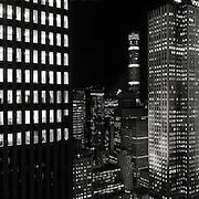 432 Park Avenue as seen from Rockefeller Center