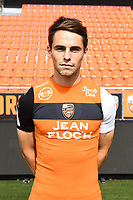 Vincent Le Goff during photoshooting of FC Lorient for new season 2017/2018 on September 12, 2017 in Lorient, France. (Photo by Philippe Le Brech/Icon Sport)
