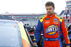 April 13, 2018 - Bristol, Tennessee, United States of America - April 13, 2018 - Bristol, Tennessee, USA: Ricky Stenhouse, Jr (17) hangs out on pit road before qualifying for the Food City 500 at Bristol Motor Speedway in Bristol, Tennessee. (Credit Image: © Chris Owens Asp Inc/ASP via ZUMA Wire)
