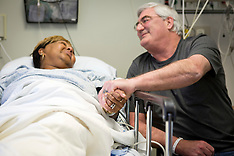Double heart transplant recipients
