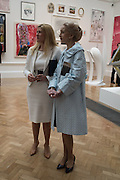 MARGARET THOMAS; LADY BARBARA JUDGE, Royal Academy Summer exhibition party. Piccadilly. 7 June 2016