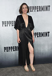 August 30, 2018 - Los Angeles, California, USA - 8/28/18.Samantha Edelstein at the premiere of ''Peppermint'' held at the Regal Cinemas LA Live in Los Angeles, CA, USA. (Credit Image: © Starmax/Newscom via ZUMA Press)