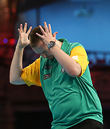 Steve Lennon during the BetVictor World Matchplay at Winter Gardens, Blackpool, United Kingdom on 22 July 2018. Picture by Chris Sargeant.