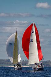 , Maibock Regatta 11. - 12.05.2019, ORC - SMILLA - GER 5166 - LUFFE 43 - Heinrich MEINERS - Sail-Lollipop Regatta Verein  e.V