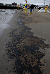 Texas City Oil Spill