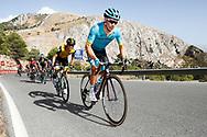 Miguel Angel Lopez (COL - Astana Pro Team) during the UCI World Tour, Tour of Spain (Vuelta) 2018, Stage 4, Velez Malaga - Alfacar Sierra de la Alfaguara 161,4 km in Spain, on August 28th, 2018 - Photo Luca Bettini / BettiniPhoto / ProSportsImages / DPPI