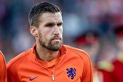 09.06.2017, De Kuip Stadium, Rotterdam, NED, FIFA WM 2018 Qualifikation, Niederlande vs Luxemburg, Gruppe A, im Bild Kevin Strootman of Netherlands // Kevin Strootman of Netherlands during the FIFA World Cup 2018, group A qualifying match between Netherlands and Luxemburg at the De Kuip Stadium in Rotterdam, Netherlands on 2017/06/09. EXPA Pictures © 2017, PhotoCredit: EXPA/ Focus Images/ Joep Joseph Leenen<br /> <br /> *****ATTENTION - for AUT, GER, FRA, ITA, SUI, POL, CRO, SLO only*****