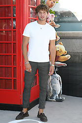 Eyal Booker attends the European premiere of Christopher Robin at the BFI Southbank in London.