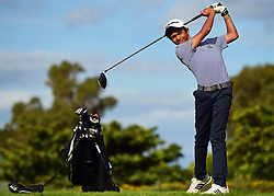 Cape Town - 170906 - Kieran Urquhart is rising in the golfing world. He just won a junior championship in his age category. He is pictured at the Westlake Golf Club, where he is a member. Picture: David Ritchie/ANA