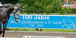Leck - Kreisjugendturnier 05. - 06.06.2021, LOGO Leck