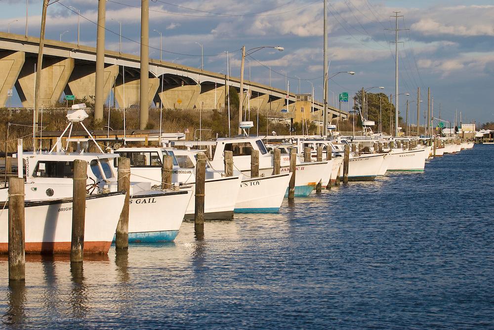 Kent Narrows work boats