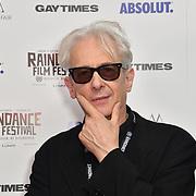 Elliot Grove attends Raindance Film Festival Gay Times Gala screening - George Michael: Freedom (The Director's Cut) London, UK. 4th October 2018.