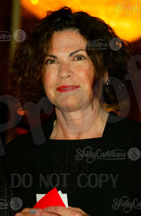 Mar 16, 2003; Los Angeles, CA, USA; Award winner COLLEEN ATWOOD for 'Chicago' arrives @ the 5th Annual Costume Designers Guild (CDG) Awards at the Regent Beverly Wilshire Hotel in Beverly Hills.  Mandatory Credit: Photo by Shelly Castellano/ZUMA Press. (©) Copyright 2003 by Shelly Castellano