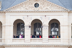 Reception during the Royal Wedding of Prince Jean-Christophe Napoleon and Olympia Von Arco-Zinneberg at Les Invalides on October 19, 2019 in Paris, France. Photo by David Niviere/ABACAPRESS.COM