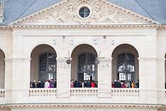 Royal wedding of Prince Jean-Christophe Napoleon and Olympia Von Arco-Zinneberg - 19 Oct 2019