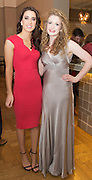 Repro free: At the Gorta Self Help Africa annual Ball at hotel Meyrick, Galway were Katie Donohue, Corandulla and Jenny Madden Tuam Photo:Andrew Downes