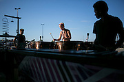 Shadow Drum and Bugle Corps compete for the last time at DCI World Championships at Lucas Oil Field in Indianapolis, Indiana on August 11, 2016. <br /> <br /> Beth Skogen Photography - www.bethskogen.com