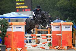 Müller Caroline (GER) - Back Gammon<br /> KWPN Paardendagen Ermelo 2010<br /> © Dirk Caremans