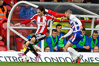 Brentford FC's Jota during the Sky Bet Championship match between Brentford and Reading at Griffin Park, London<br /> Picture by Mark D Fuller