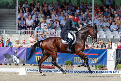 Jung Michael, GER, Fischer Chipmunk FRH<br /> European Championship Eventing<br /> Luhmuhlen 2019<br /> © Hippo Foto - Stefan Lafrentz