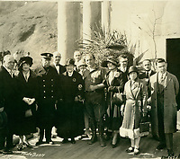 1926 Patrons and officials of the Hollywood Bowl