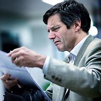 Nederland, Amsterdam , 15 november 2010..Arnoud Boot (2 januari 1960) is een Nederlands hoogleraar Ondernemingsfinanciering en Financiële Markten aan de Universiteit van Amsterdam..Foto:Jean-Pierre Jans