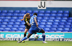 Sam Nicholson of Bristol Rovers gets a cross in - Mandatory by-line: Arron Gent/JMP - 05/09/2020 - FOOTBALL - Portman Road - Ipswich, England - Ipswich Town v Bristol Rovers - Carabao Cup