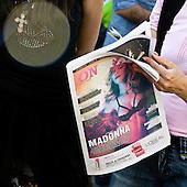Madonna Concert Milan