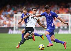 Valencia v Leganes - 04 Nov 2017