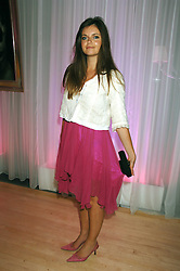 LADY NATASHA RUFUS-ISAACS at the Lauren-Perrier 'Pop Art' Pink Party in aid of Capital 95.8's Help A London Child, held at Suka at the Sanderson Hotel, 50 Berners Street, London W1 on 25th April 2007.<br /><br />NON EXCLUSIVE - WORLD RIGHTS