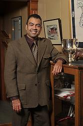 Maxim Thorne   Association of Yale Alumni Profile Portrait by James R Anderson
