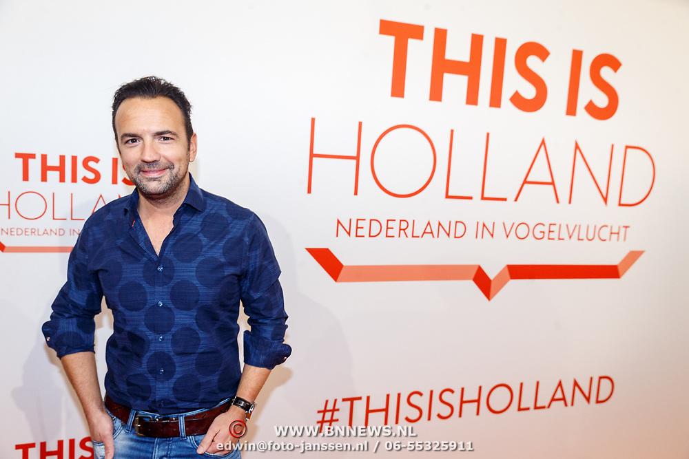 NLD/Amsterdam/20180201 - Presentatie This is Holland, radiodj Gerard Ekdom